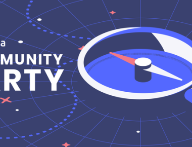 algolia community party